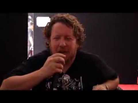 Interview with J. R. Hayes and Blake Harrison from PIG DESTROYER (Hellfest 2013)