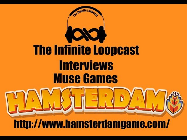 Hamsterdam Interview EGX18 360 video