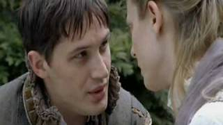Sienna Guillory as Lettice Knollys in BBC TV show The Virgin Queen PART 7