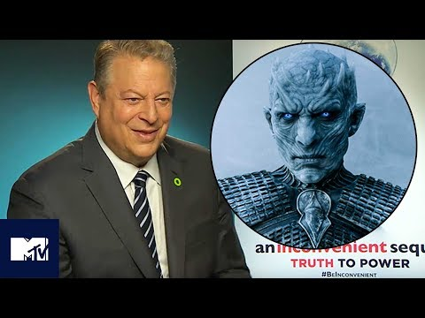 Al Gore Explains How The White House Is Like Game Of Thrones 🐲❄️ | MTV Movies