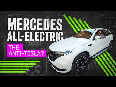 Mercedes EQC: Hands-On With The 'Anti-Tesla' SUV
