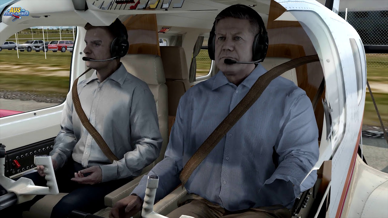 Test Drive   Carenado Pa31t Cheyenne Ii   Prepar3d V3   4k  Aus Flight  Simmer 21:03 HD