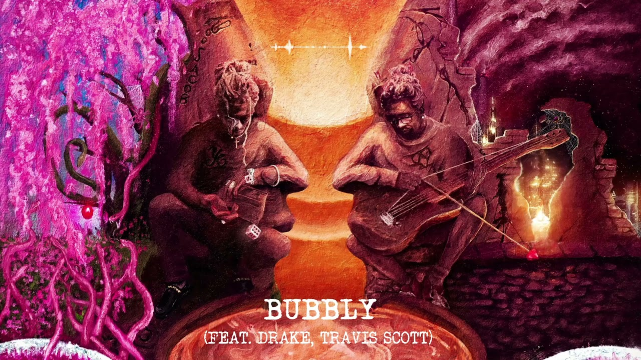 Young Thug - Bubbly (with Drake & Travis Scott) [Official Audio]