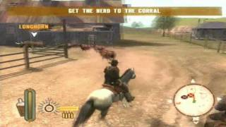 GUN (PS2) Game Review Part 1/2