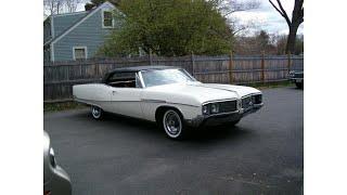 Collector car 1968 Buick Electra Convertible (photo slideshow)