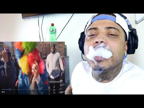 6ix9ine x A Boogie x Fetty Wap KeKe REACTION