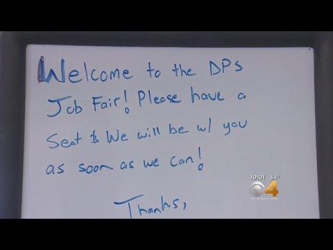 Furloughed Employees Look For Work During Looming Denver Teacher Strike