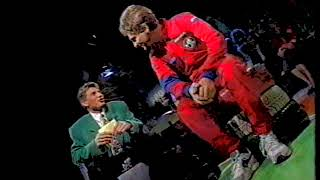 Sportarena mit Gerhard Berger und Harald Cerny