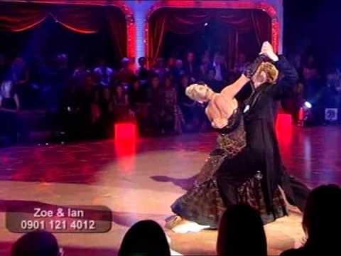 Wk10 Tango - Zoe & Ian