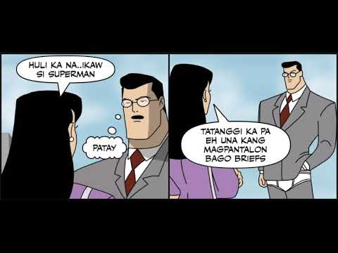 Funny pinoy comics - ep 1