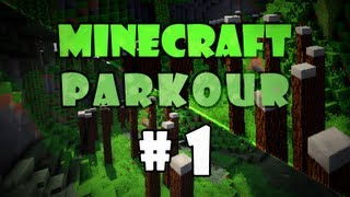 Minecraft Parkour #1 - screamking1337 vs nolif666