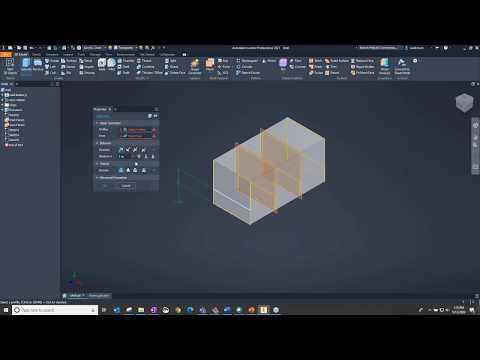 New Features in Autodesk Inventor and Vault 2021