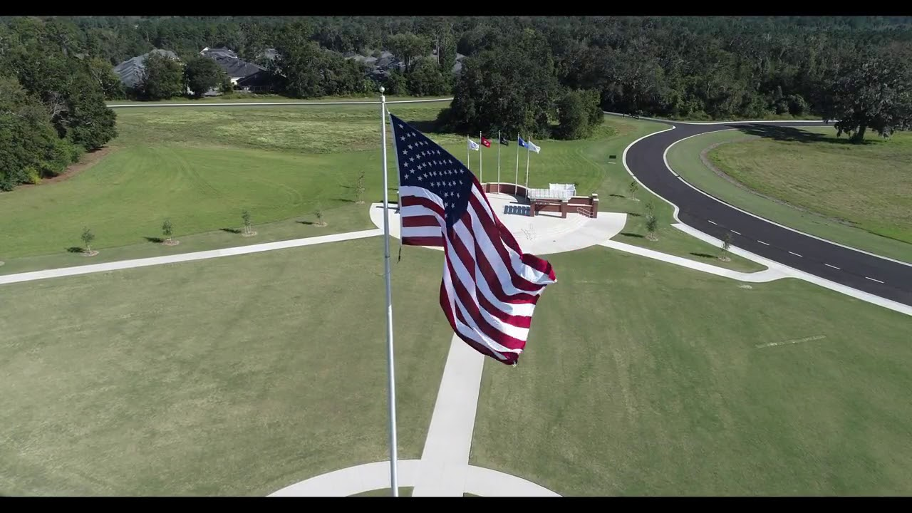 All Pro Landscaping- Tallahassee National Cemetery - All Pro Landscaping- Tallahassee National Cemetery - YouTube