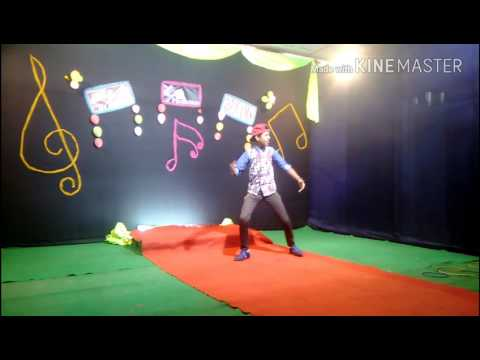 Akho ki gustakhiya popping ghetto dance by Sid from dancekraft Academy Hailakandi