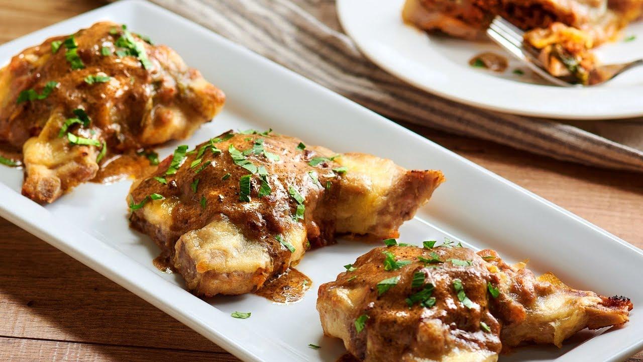 Chuletas De Puerco Con Chorizo V V Supremo Foods Inc