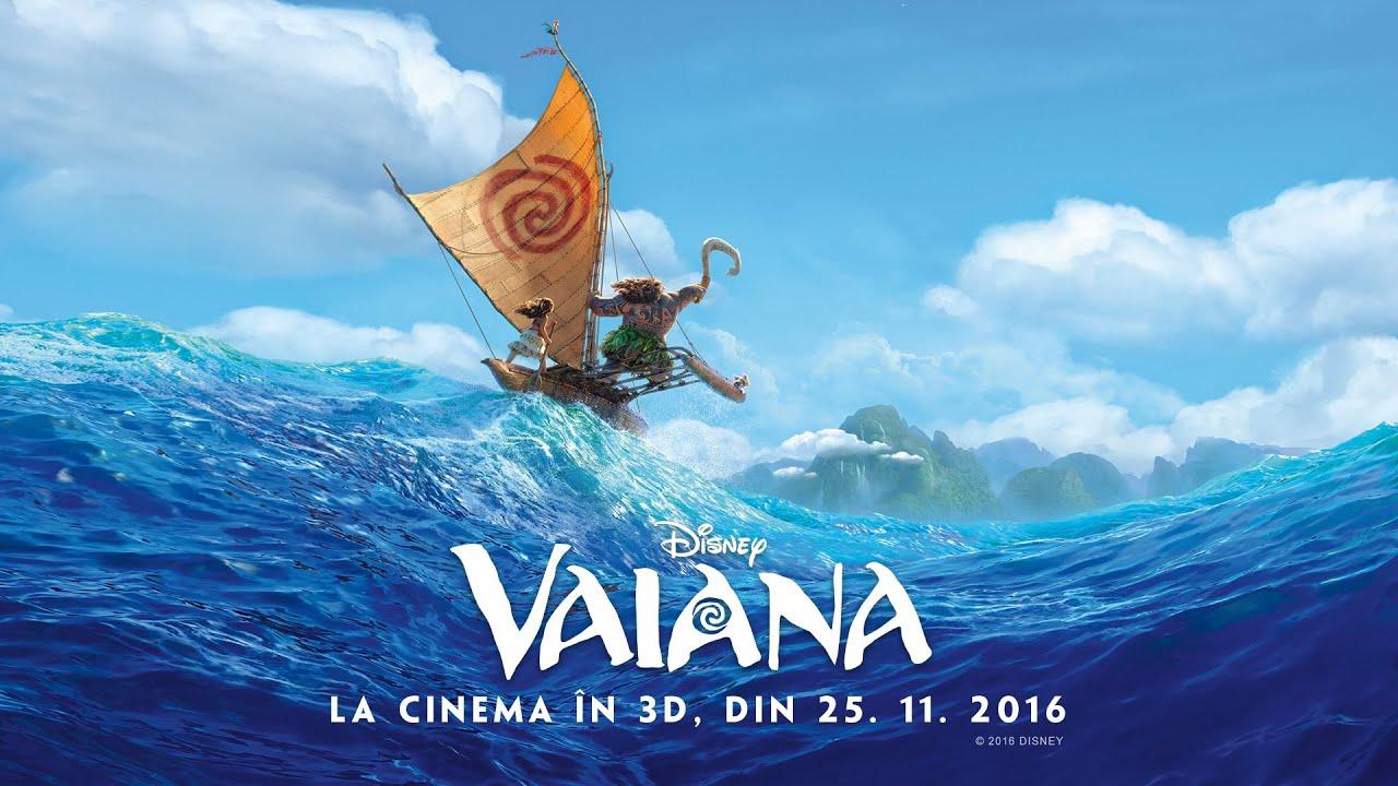 Vaiana Trailer E 2016 Youtube