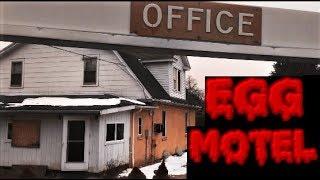 Abandoned Egg Motel Pennsylvania URBEX ? VOODOO ?