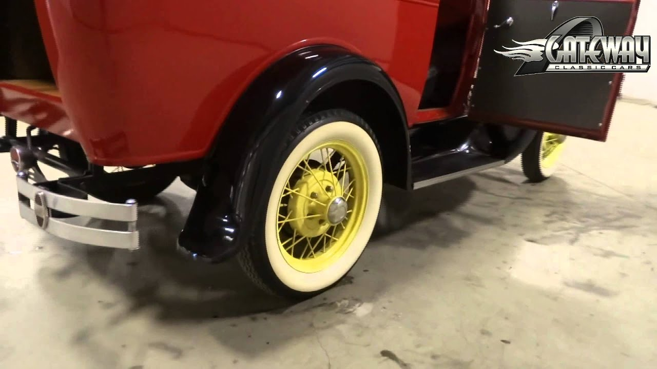Ford Louisville Ky >> 1931 Ford Sedan Delivery located in our Louisville Ky Showroom - YouTube