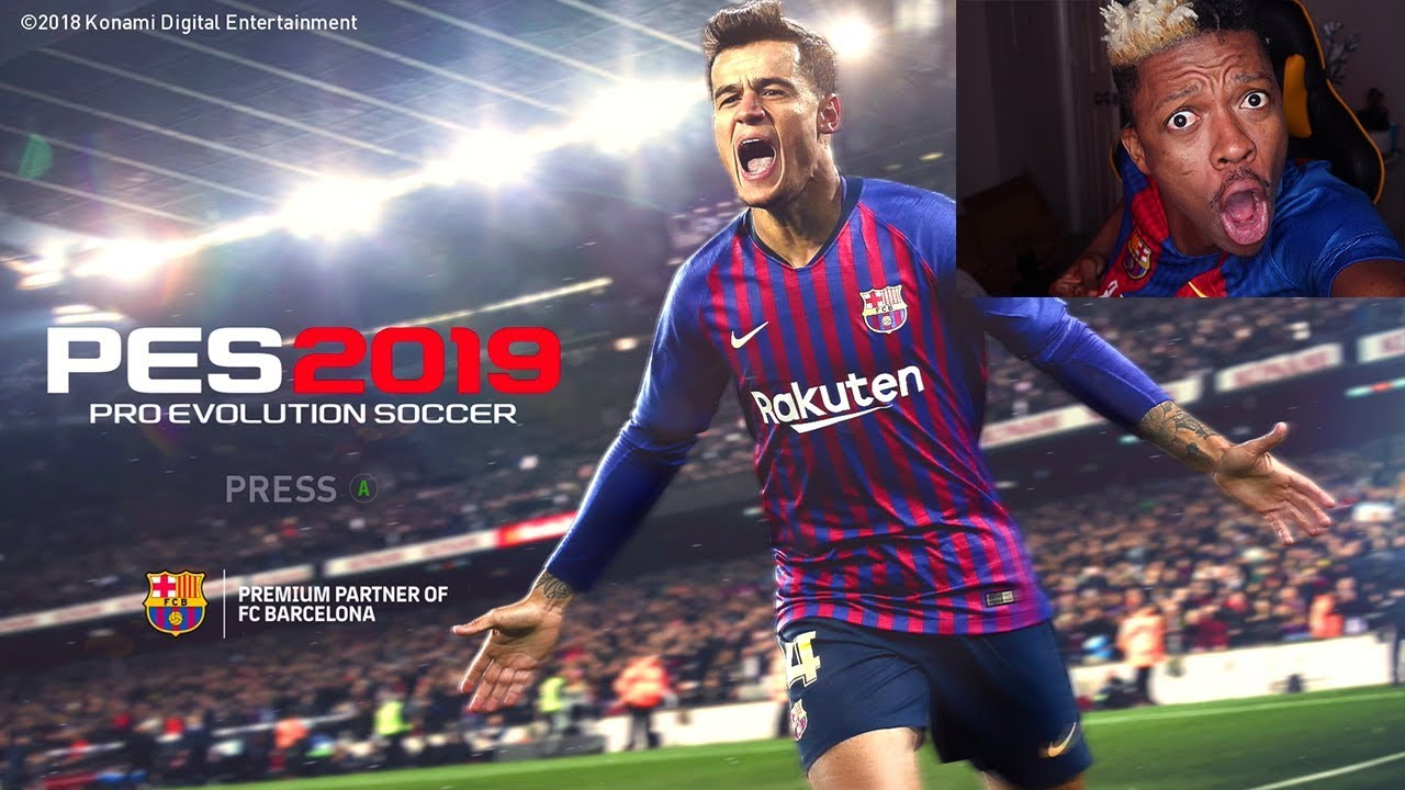 PES 2019 IS BETTER THAN FIFA 19 And Here's The Proof