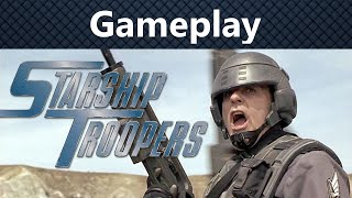 Starship Troopers Gameplay (PC)