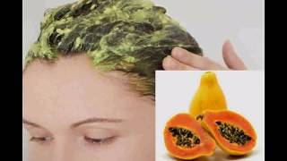 Papaya for natural hair grow