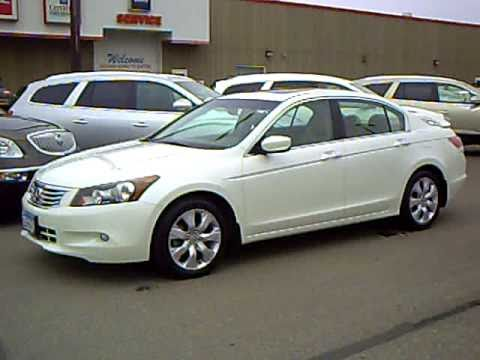 2009 Honda Accord Exl Youtube