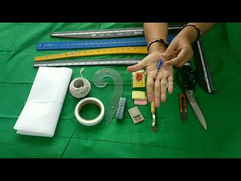 My Tailoring Tools And Their Use ||Beginners Sewing Tools