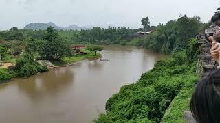 Kanchanaburi Train travel (칸차나…