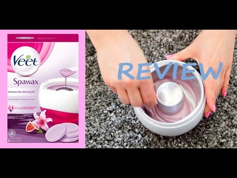 Veet Spawax-review and test