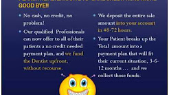 No Credit Needed Payment Plan For Dental Patients