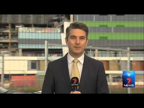 Mark Mooney SA Media Awards  Best TV  Report