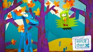 Crafts Masters - Episode 34 - New cartoons in HIndi - Moolt Hindi कार्टून
