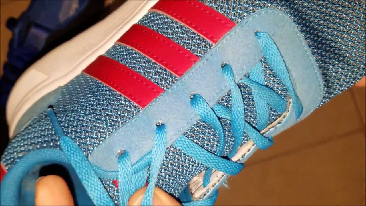 2b3ccefb58a4 Real vs fake Adidas sneakers. How to spot fake Adidas. - YouTube