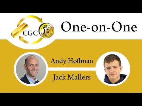 One-on-One w/Andy Hoffman - Episode 26 - Special Guest Jack Mallers
