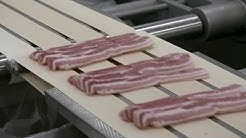 Match customer specifications for pork bellies with inline X-ray
