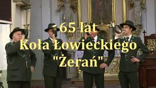 """65 lat Koła Łowieckiego """"Żerań"""""""