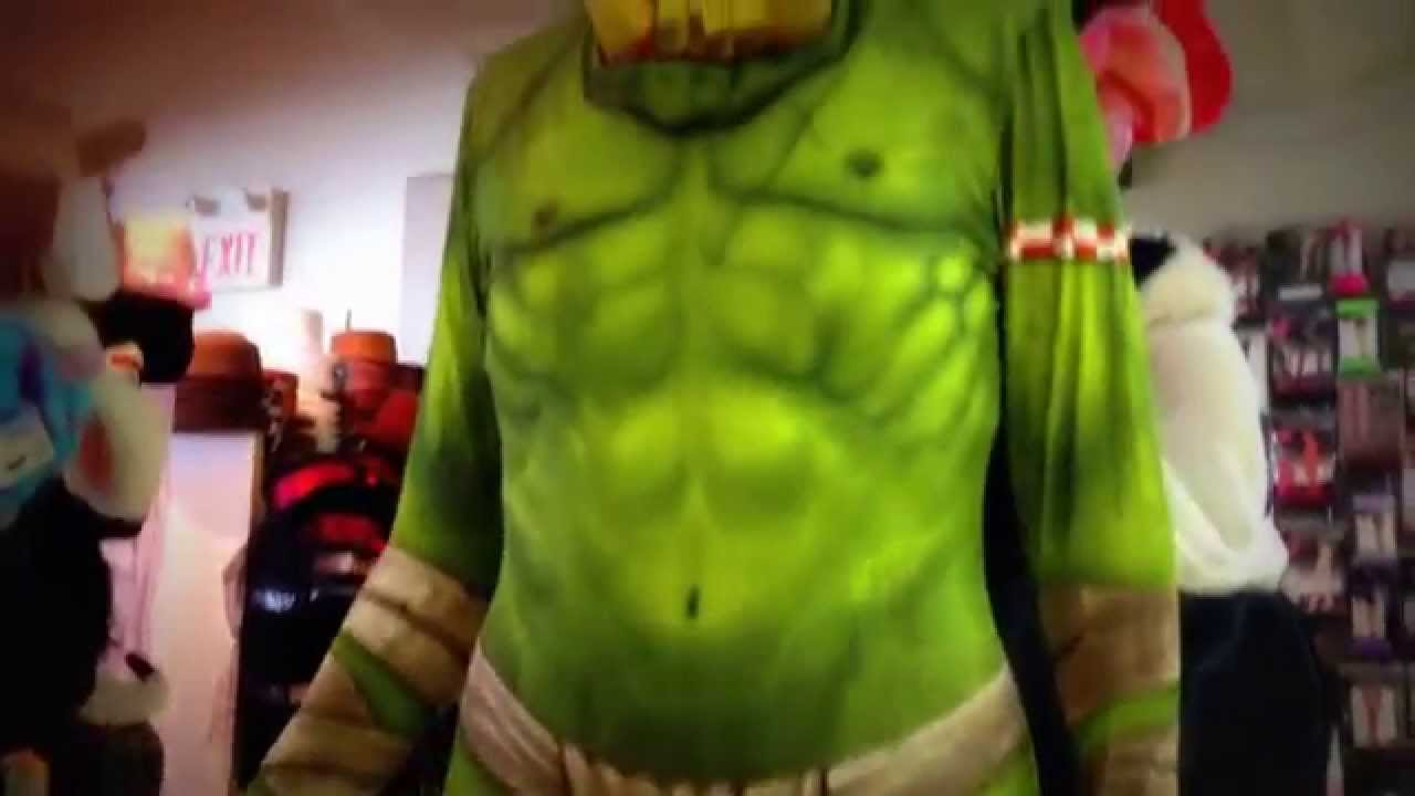 630973a08 Green Orc Morphsuit