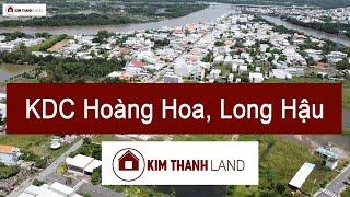 Khu dân cư Hoàng Hoa, Long Hậu (Kim Thành Land)