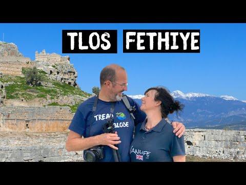 FETHIYE - Into the Mountains we go - TURKEY travel series