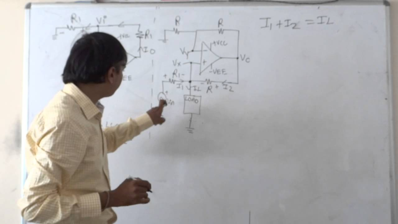 Voltage To Current Converter Using Op Amp Auto Electrical Wiring Monolithichybrid Analog Digital Ad V I