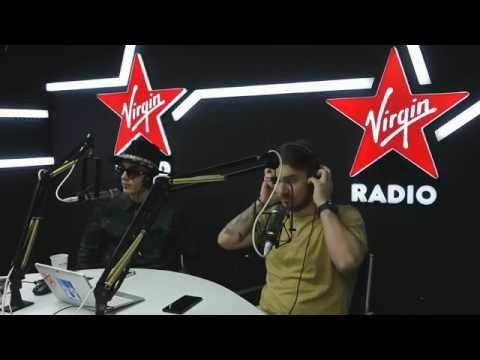 Killa Fonic și Lu-K beats/Live SESSION Virgin Radio