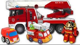 МАШИНКИ Мультик про пожарные машины смотреть онлайн