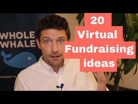 20 Online Fundraising Ideas Working During COVID-19