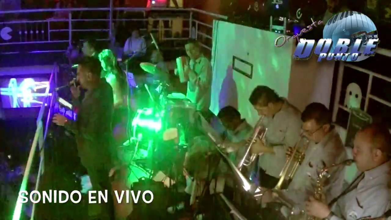 Doble Punto En Vivo Desde Area 53 Bogota Youtube