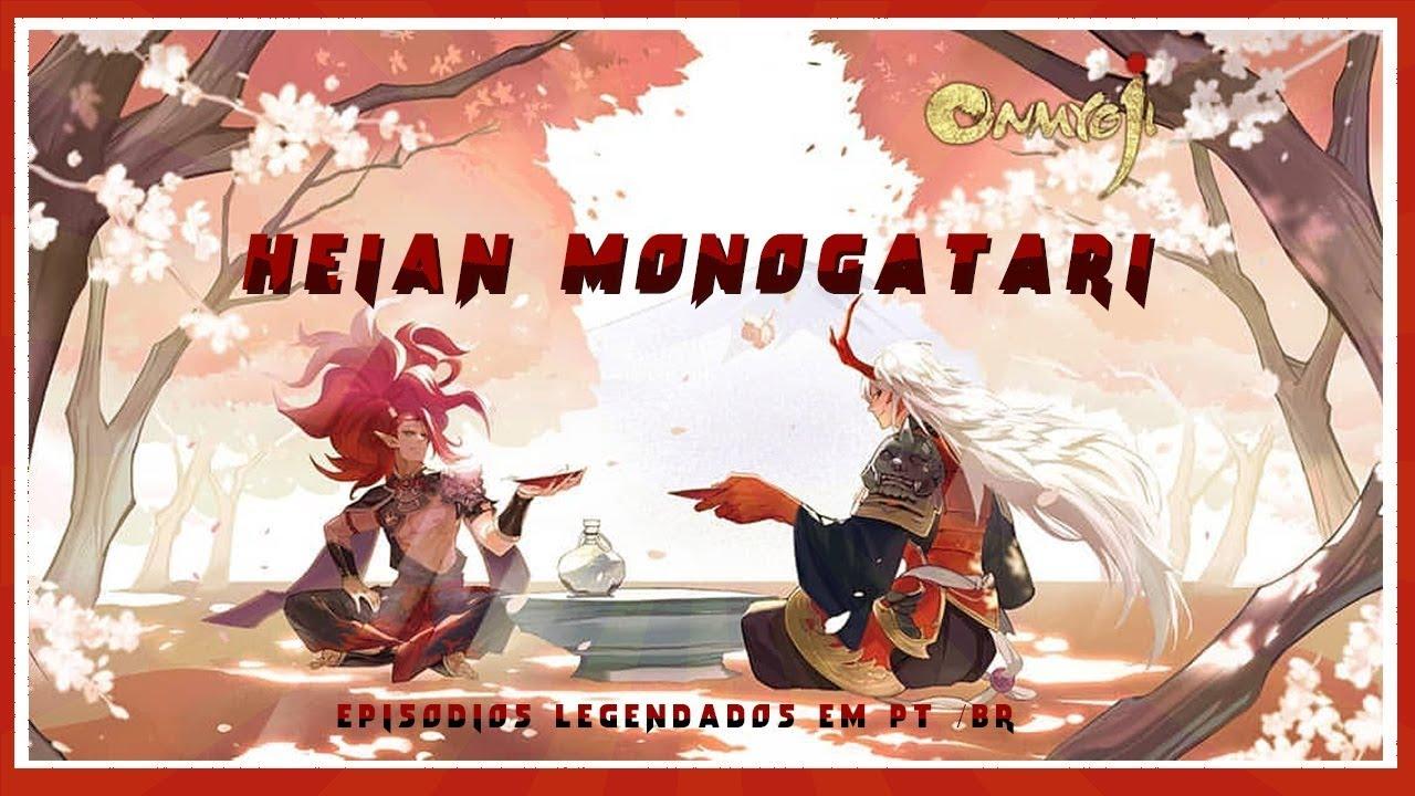Onmyoji Heian Monogatari Episodio 5 Legendado Pt Br Youtube