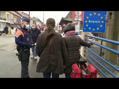 В Европе вводят новые ограничения из-за коронавируса.