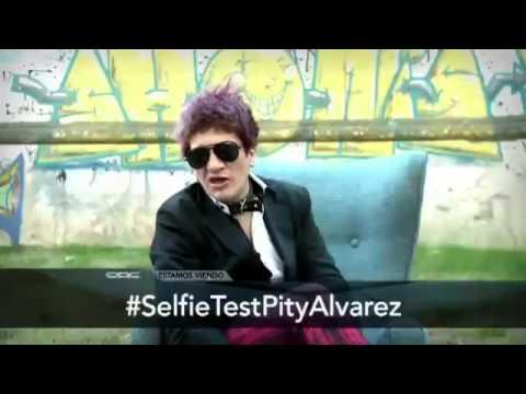 El delirante cuestionario a Pity Álvarez en CQC
