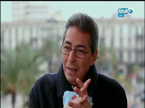 باب _الخلق |محمود سعد من داخل أول سينما في مصر و ثانى دور عرض فى العالم  بالأسكندرية