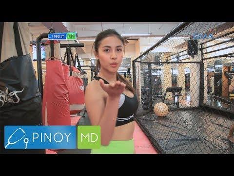 Pinoy MD: Secret workout ni Sanya Lopez, ibinahagi sa 'Pinoy MD'