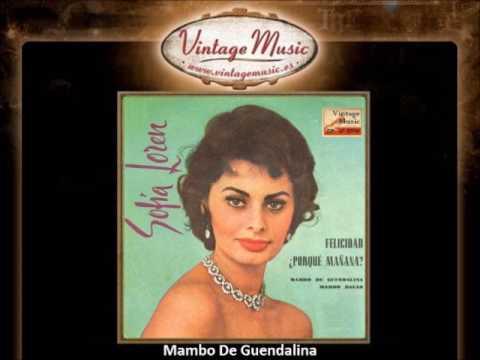 Sofia Loren - Mambo de Guendalina